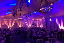 Parties / Provision of Lighting, Audio and Effects for parties