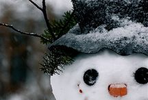 snowmen are cool. / by Wendy Ricketts