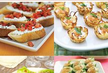 Party appetisers