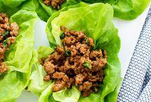 Wok Cooking / Food