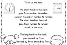Math/Telling Time