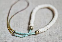 { make : wooden beads }