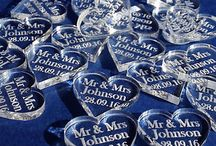 Personalised Wedding Confetti and Favours / Beautiful personalised table confetti sprinkles for weddings, birthdays and special occassions. Heart Wedding Table Favours, Sixpence Wedding Table Favours and much much more.