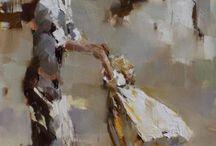 Paintings: figure