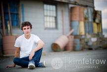 Male Senior Photography