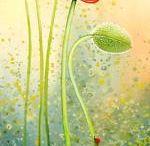 Pictură Jordan Hicks / Jordan Hicks, un artist autodidact, s-a născut în Kingston, Ontario Canada
