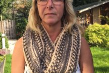 Sjaals en mutsen / Gehaakte en gebreide sjaals en mutsen