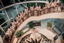 Cool Wedding Party Shots / These wedding party photos are where it's at.