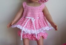 American Girl clothes etc / by Judith H