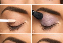 Bombshell Makeup / Tips, tricks, and tutorials to bring out your inner bombshell