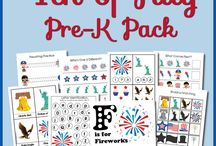 4th of july preschool