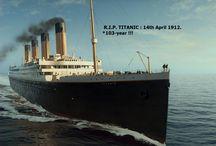 14th April 1912. R.I.P. TITANIC / R.I.P. TITANIC