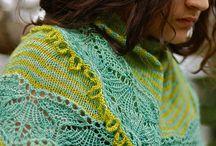 knitting / by Sadie Wishart