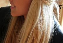 hairhairhair / by Kayla Johnson