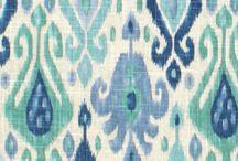 tkaniny - wzory / inspiracje
