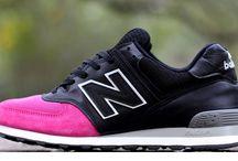 Sneaker Design - New Balance / by Nico Paulse