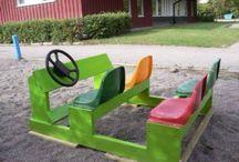 záhrada pre deti