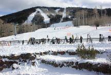 Colorado Ski Areas / Skiing and snowboarding in Colorado.