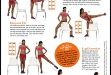 Way to work the body / by Traci Allen