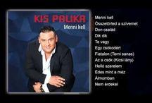 TELJES ALBUMOK