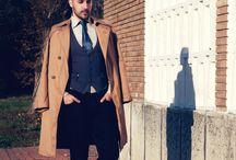 #Menswear / Adrian Radu (Fashion Designer/Stylist/Blogger/TV Host) Personal style... Lookbook