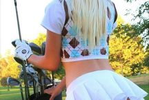 Nice slutty golf skirt slut!