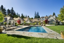 HOME: backyard/landscape/pool