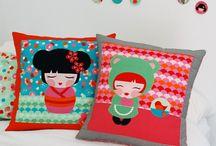 Materiale textile haioase / Materiale textile cu imprimeuri amuzante