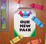 Bulletin Boards & Door Decoration