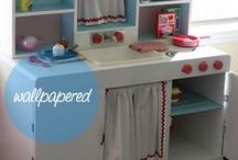 Baby kitchen ideas