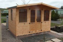 Wooden Summerhouses / Huge collection of high end bespoke wooden summerhouses manufactured and installed by Harker Garden Buildings Limited