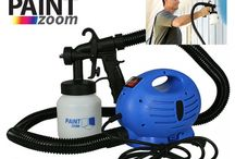 Paint Zoom / To transform any room into a magnificent space, you don't need a whole range of Paint equipments.