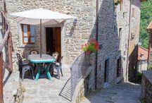 Borgo dei Corsi: diffuse hotel in the heart of Tuscany