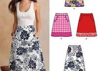 Patrones de costura de mujeres / modisteria blusas