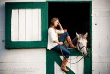 Horses / by Sweet Little Love Photography
