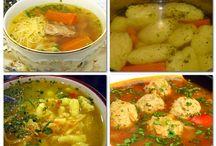 Zavarky do polievky