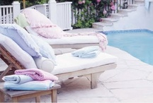 Pool Decor and Outdoor Spaces / by Bonita Rose