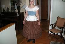 Period Clothing - Patterns - Make