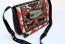 Beautiful Bags / Unique handmade embroidered handbags, shoulder bags ad postman bags. From Africa with love.