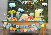 ideias para festa infantil