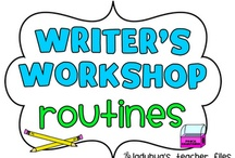 WRITERS WORKSHOP / by Mrs. McFadden's Classroom Community