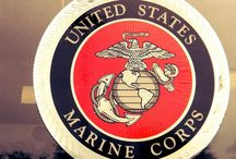 """Marine Corps  / """" The Few The Proud The Marines """"  / by Jackie R"""