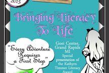 Bringing Literacy to Life 2015