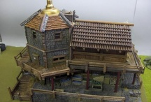 Miniatures, dioramas etc ideas