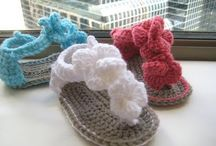 Yarn Over Heels / Crochet ideas