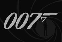 Bond James Bond / 007 / by Wiljohn Maronilla