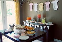 Oh Baby!  / Great ideas and helpful tips for a great baby shower. / by Aimee Ence