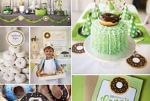 3rd Birthday Ideas / by Tina Wiker