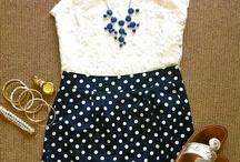 Summer wardrobe ideas <3 / by Jessica Gomez