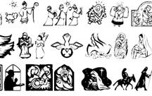 fonty a písmenká